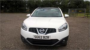 SG62 BZR 5 Door. White miles 40000 first registered 01.09.12. £10495. CD Player Power Steering. Electric Windows Mirrors Central Locking. Panoramic Roof Sat Nav Alloys Service History.